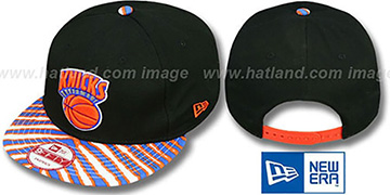 Knicks 'ZUBAZ SNAPBACK' Adjustable Hat by New Era