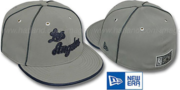 Lakers 'HW GREY DaBu' Fitted Hat by New Era