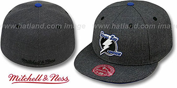 Lightning 'GREY HEDGEHOG' Fitted Hat by Mitchell & Ness
