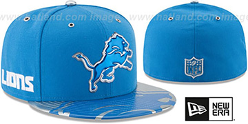 Lions '2017 SPOTLIGHT' Fitted Hat by New Era