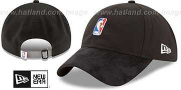 Logoman '2017 NBA ONCOURT DRAFT STRAPBACK' Black Hat by New Era
