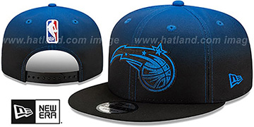 Magic BACK HALF FADE SNAPBACK Hat by New Era