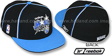 Magic CROSS TAPED Fitted Hat by Reebok