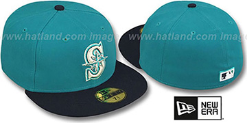 Mariners 1994 'COOP' ALTERNATE Fitted Hat by New Era