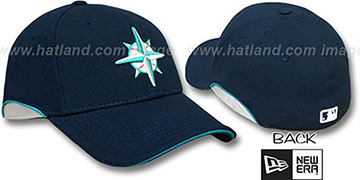 Mariners 2007 'PERFORMANCE BP FLEX' Hat by New Era