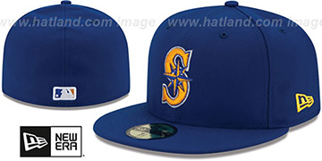 Mariners 'AC-ONFIELD ALTERNATE-2' Hat by New Era