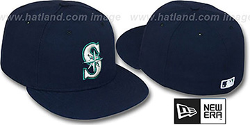 Mariners 'PERFORMANCE GAME' Hat by New Era