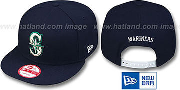 Mariners 'REPLICA GAME SNAPBACK' Hat by New Era