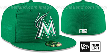 Marlins 2016 ST PATRICKS DAY Hat by New Era