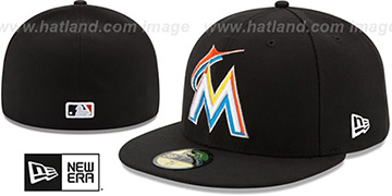 Marlins '2017 ONFIELD HOME' Hat by New Era