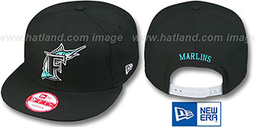 Marlins REPLICA GAME SNAPBACK Hat by New Era
