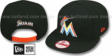 Marlins 'REPLICA HOME SNAPBACK' Hat by New Era