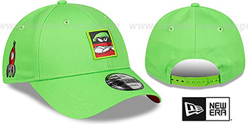 Marvin the Martian ELEMENTS PATCH SNAPBACK Adjustable Hat by New Era