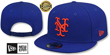 Mets 1969 COOPERSTOWN REPLICA SNAPBACK Hat by New Era