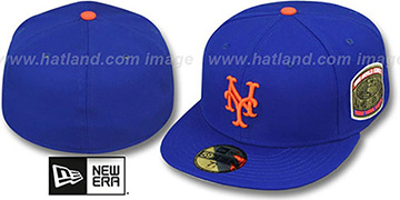 Mets 1969 'WORLD SERIES CHAMPS' GAME Hat by New Era