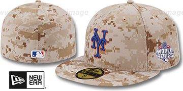 Mets 2015 WORLD SERIES ALTERNATE Hat by New Era