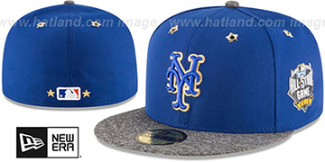 Mets '2016 MLB ALL-STAR GAME' Fitted Hat by New Era