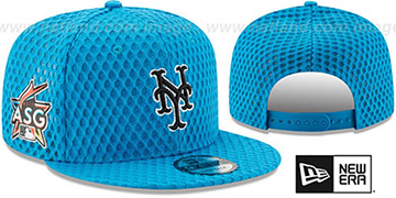 Mets '2017 MLB HOME RUN DERBY SNAPBACK' Blue Hat by New Era