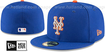 Mets '2017 ONFIELD ALTERNATE-2' Hat by New Era
