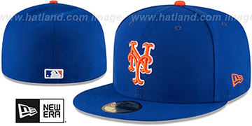 Mets AC-ONFIELD ALTERNATE Hat by New Era