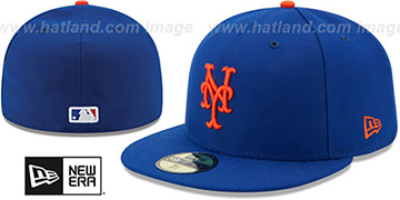 Mets AC-ONFIELD GAME Hat by New Era