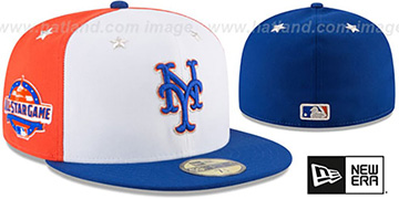 Mets '2018 MLB ALL-STAR GAME' Fitted Hat by New Era