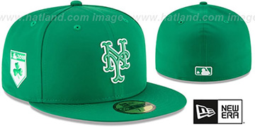 Mets 2018 ST PATRICKS DAY Hat by New Era