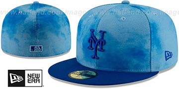 Mets 2019 FATHERS DAY Fitted Hat by New Era