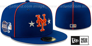 Mets 2019 MLB ALL-STAR GAME Fitted Hat by New Era