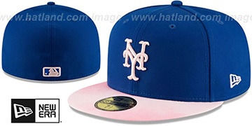 Mets 2019 MOTHERS DAY Fitted Hat by New Era