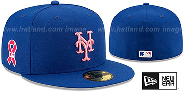 Mets 2021 MOTHERS DAY Fitted Hat by New Era