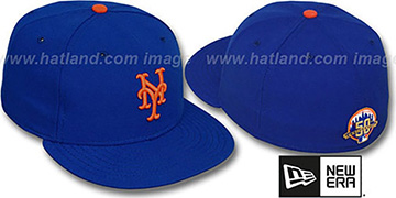 Mets 50TH 'ANNIVERSARY HOME' Hat by New Era