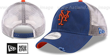 Mets 'RUSTIC TRUCKER SNAPBACK' Hat by New Era