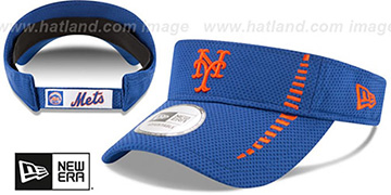Mets 'SPEED-VISOR' Royal by New Era