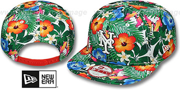 Mets 'SUNSHINE BLOOM SNAPBACK' Hat by New Era