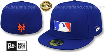 Mets 'TEAM MLB UMPIRE' Royal Hat by New Era