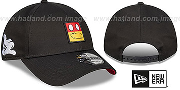 Mickey Mouse ELEMENTS PATCH SNAPBACK Adjustable Hat by New Era