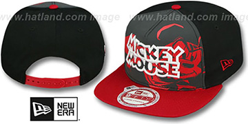 Mickey Mouse POP REFLECT SNAPBACK Hat by New Era