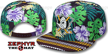 Mighty Ducks 'LANIKAI SNAPBACK' Hat by Zephyr