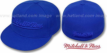 Mitchell & Ness 'ROYALOUT' Fitted Hat