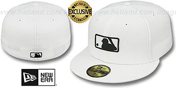 MLB 'UMPIRE FASHION' White Hat by New Era