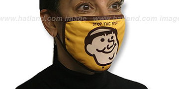 MONK MAN Washable Fashion Mask by Hatland.com