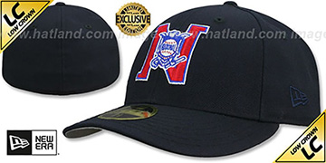 National League LOW-CROWN MLB UMPIRE Navy Hat by New Era