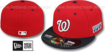 Nationals 2014 PLAYOFF ALTERNATE-2 Hat by New Era