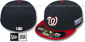 Nationals '2014 PLAYOFF ALTERNATE' Hat by New Era