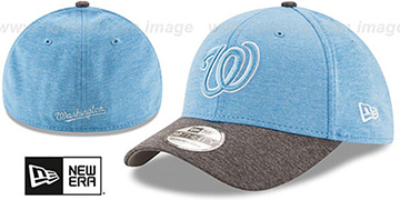 Nationals '2017 FATHERS DAY FLEX' Hat by New Era
