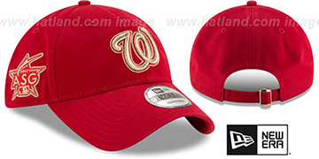 Nationals 2017 MLB ALL-STAR STRAPBACK Red Hat by New Era