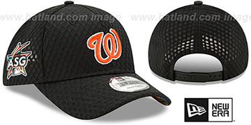 Nationals '2017 MLB HOME RUN DERBY 940' Black Hat by New Era
