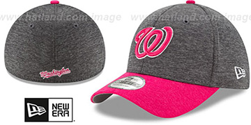 Nationals '2017 MOTHERS DAY FLEX' Hat by New Era