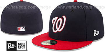 Nationals '2017 ONFIELD ALTERNATE' Hat by New Era